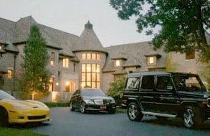 Empire-mansion