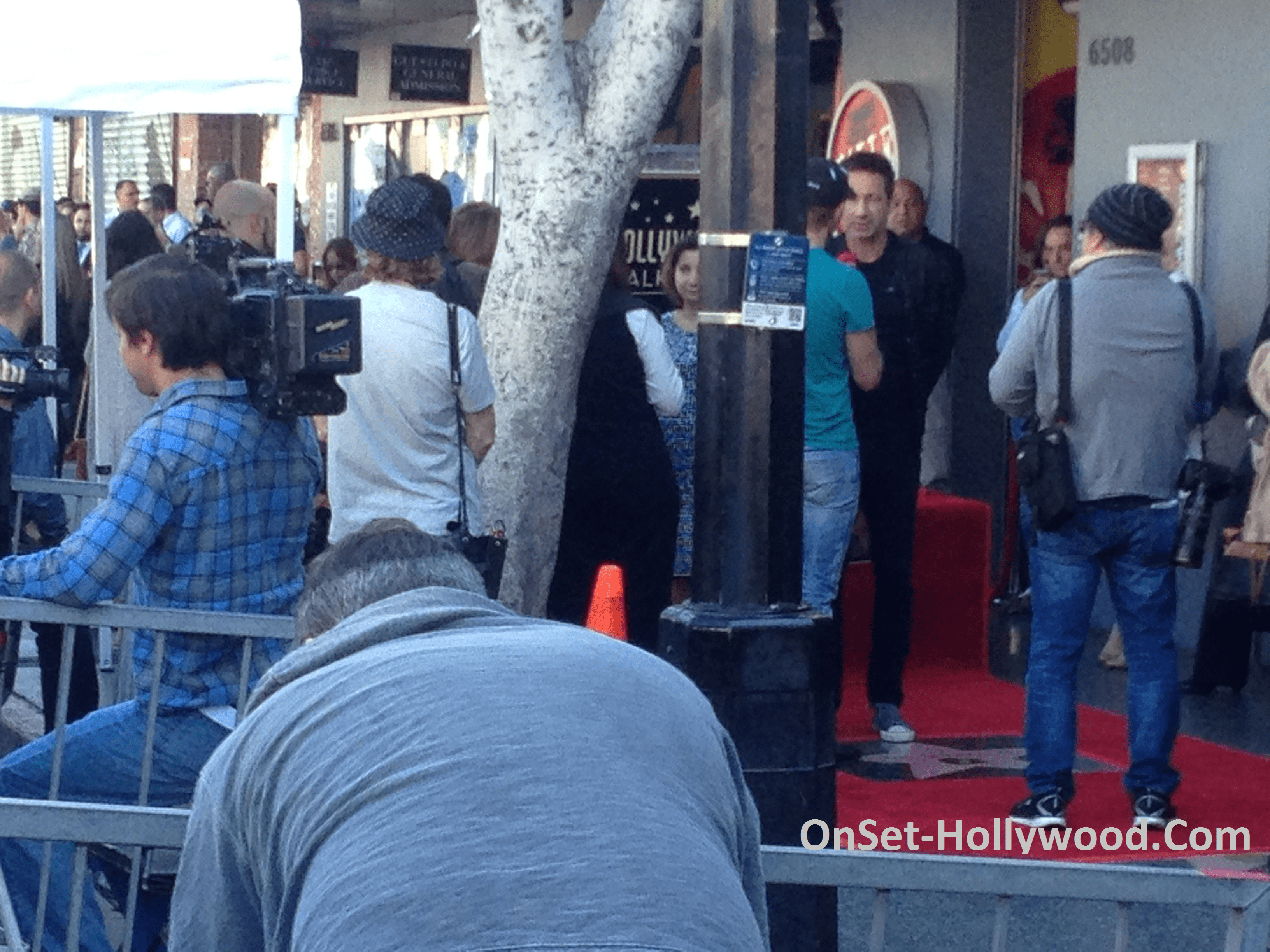 david-duchovny-gets-star-hollywood-walk-of-fame
