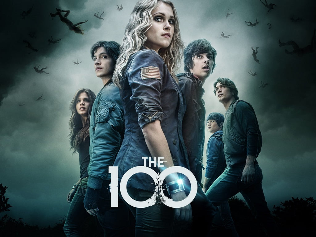 the-100-filming-locations-poster