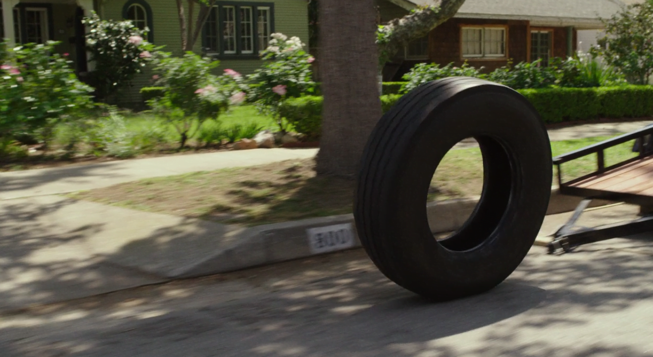 pee-wee-big-holiday-filming-locations-tire-rolling-scene