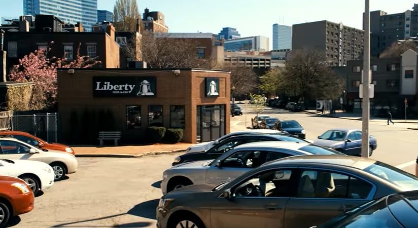 ted-filming-locations-liberty-rent-a-car