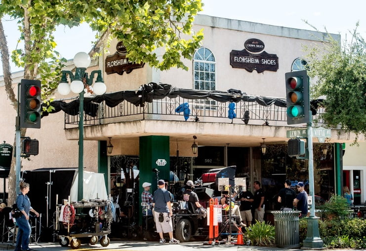 the-house-filming-locations-will-ferrell-monrovia-florsheim-shoes