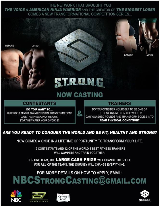 s.t.r.o.n.g.-now-casting-flyer