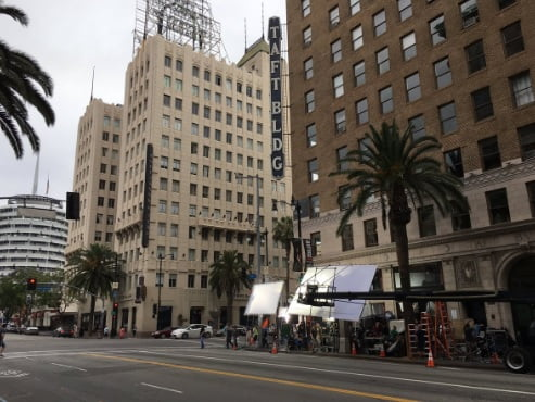 girlboss-filming-locations-hollywood