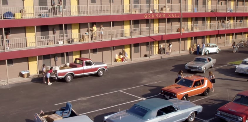 Everybody-Wants-Some-filming-locations-graham-hall
