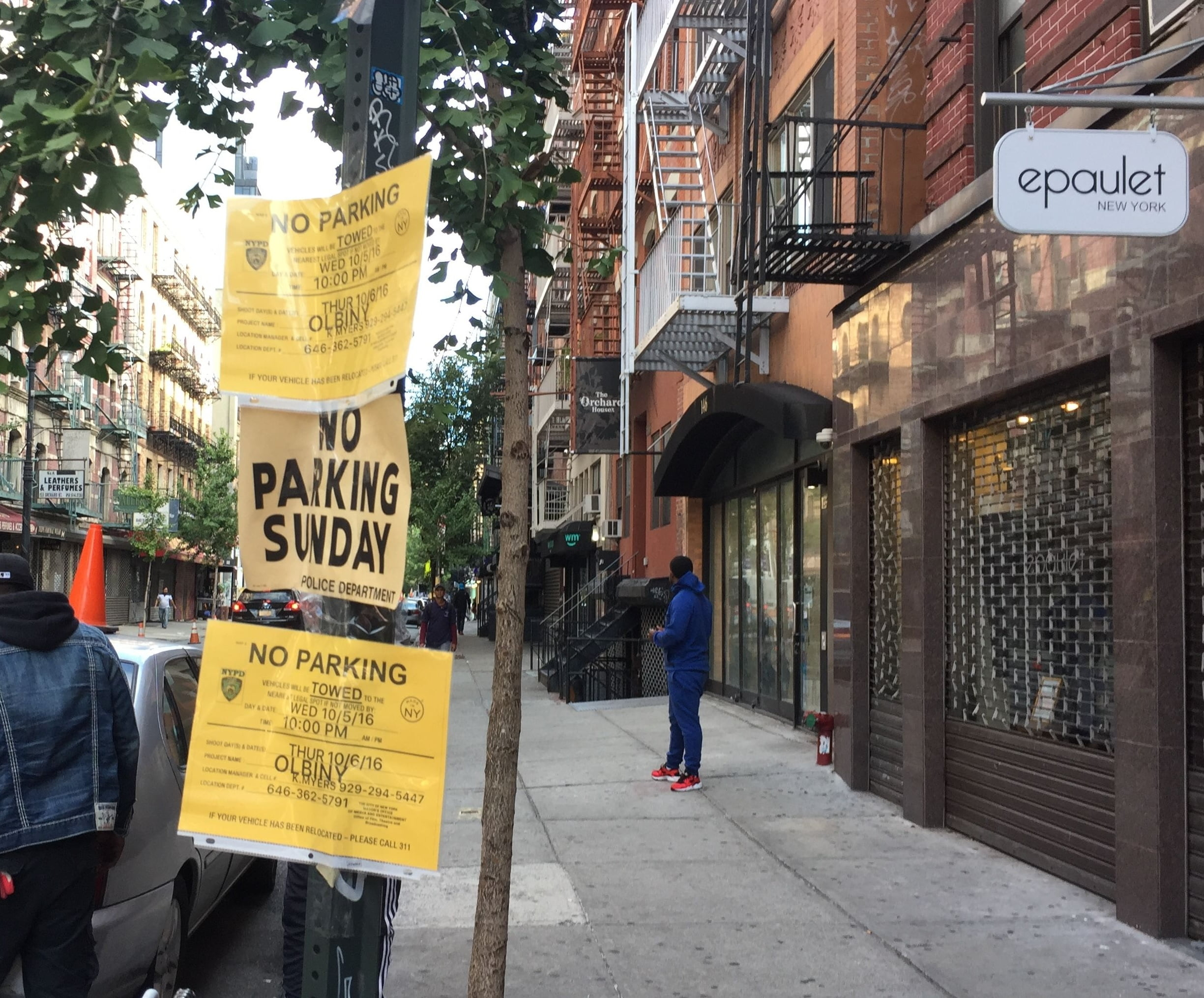 the-only-living-boy-in-new-york-filming-locations-orchard-street