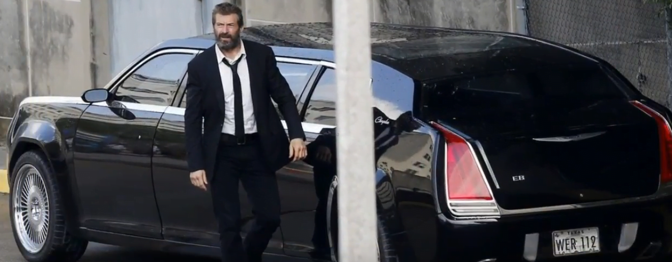 logan-filming locations-new-orleans-future-limo