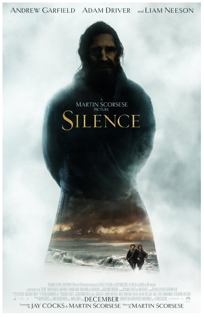 silence-filming-locations-poster-2016